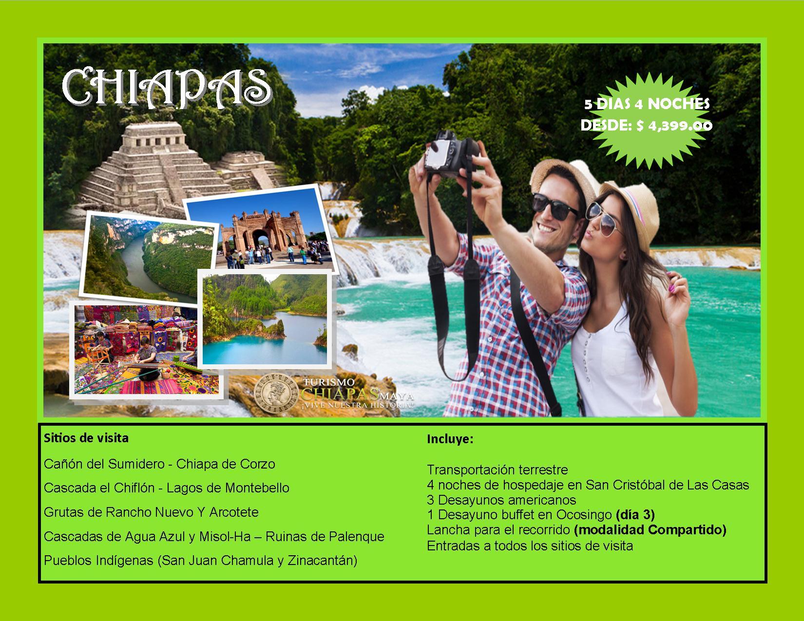 Fotos de Agencia de Viajes & Tour Operador  - Turismo Chiapas Maya