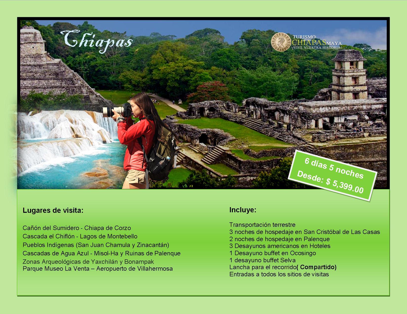 Foto de Agencia de Viajes & Tour Operador  - Turismo Chiapas Maya Tuxtla Gutiérrez