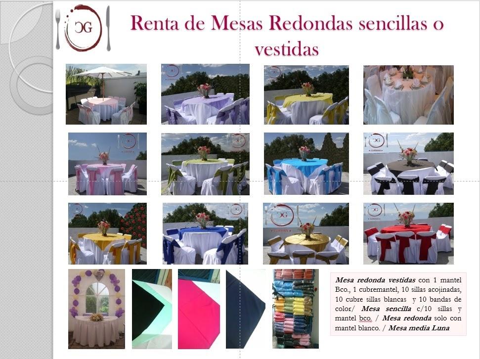 Fotos de ALQUILADORA Y BANQUETES CURMAN