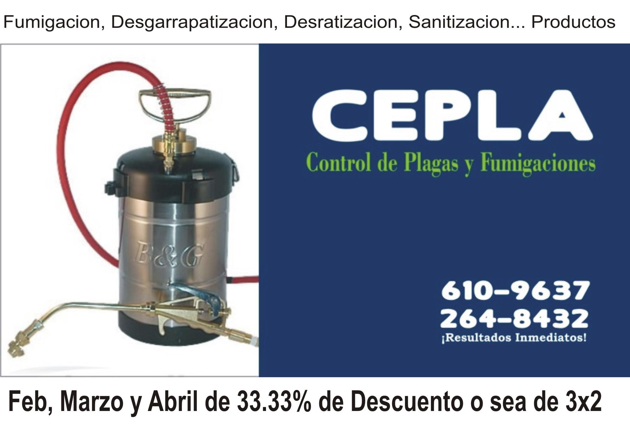Foto de CEPLA Control de Plagas Y Fumigacion