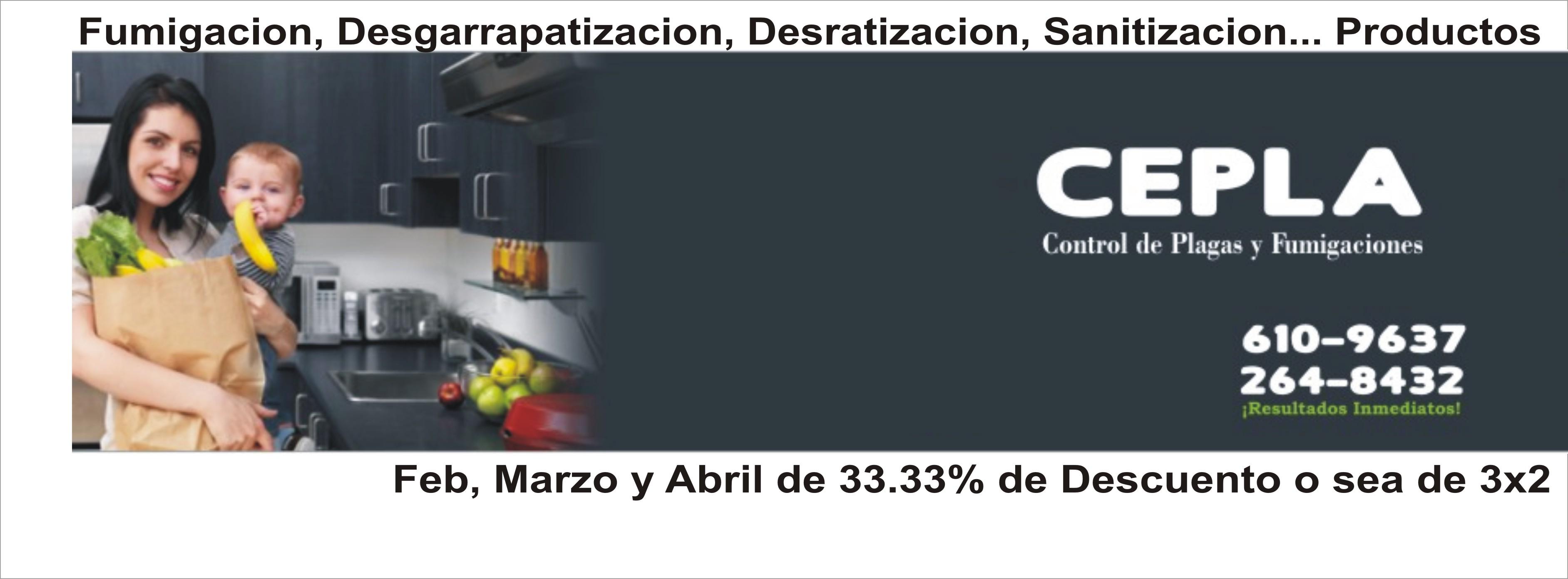 Foto de CEPLA Control de Plagas Y Fumigacion Juárez - Chihuahua