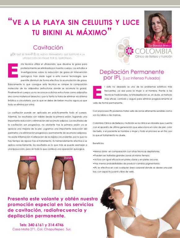 Foto de Colombia Clínica De Belleza Y Nutrición Morelia