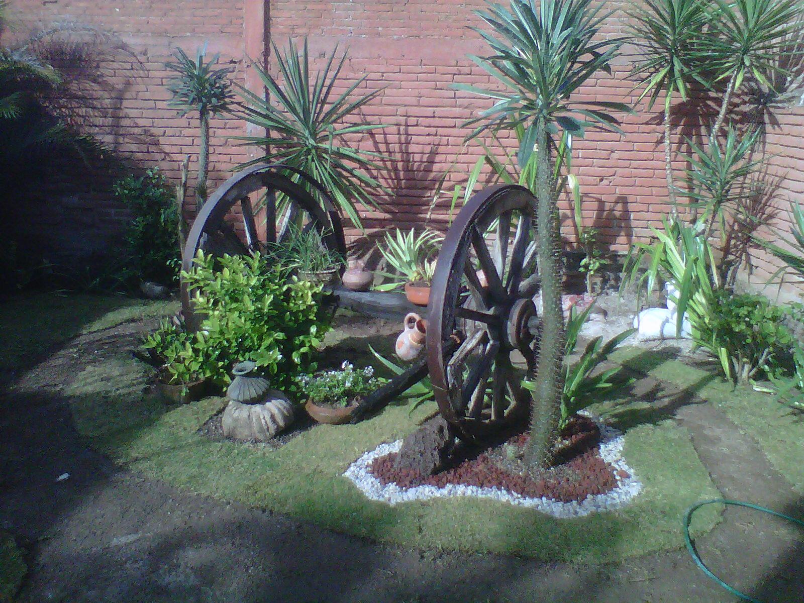 Dimant dise o y mantenimiento de jardines culiac n for Diseno de jardines fotos