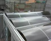 Foto de Domos Aluminio Y Vidrio