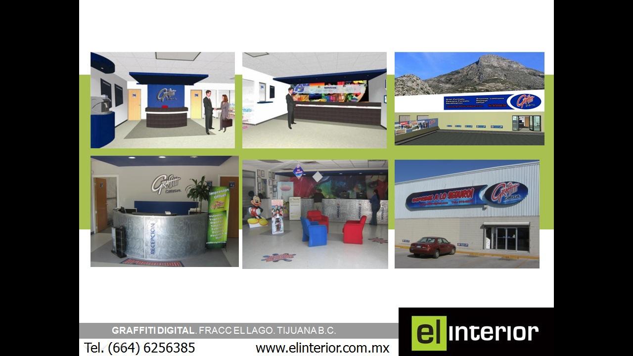 El interior tijuana for Diseno de interiores tijuana