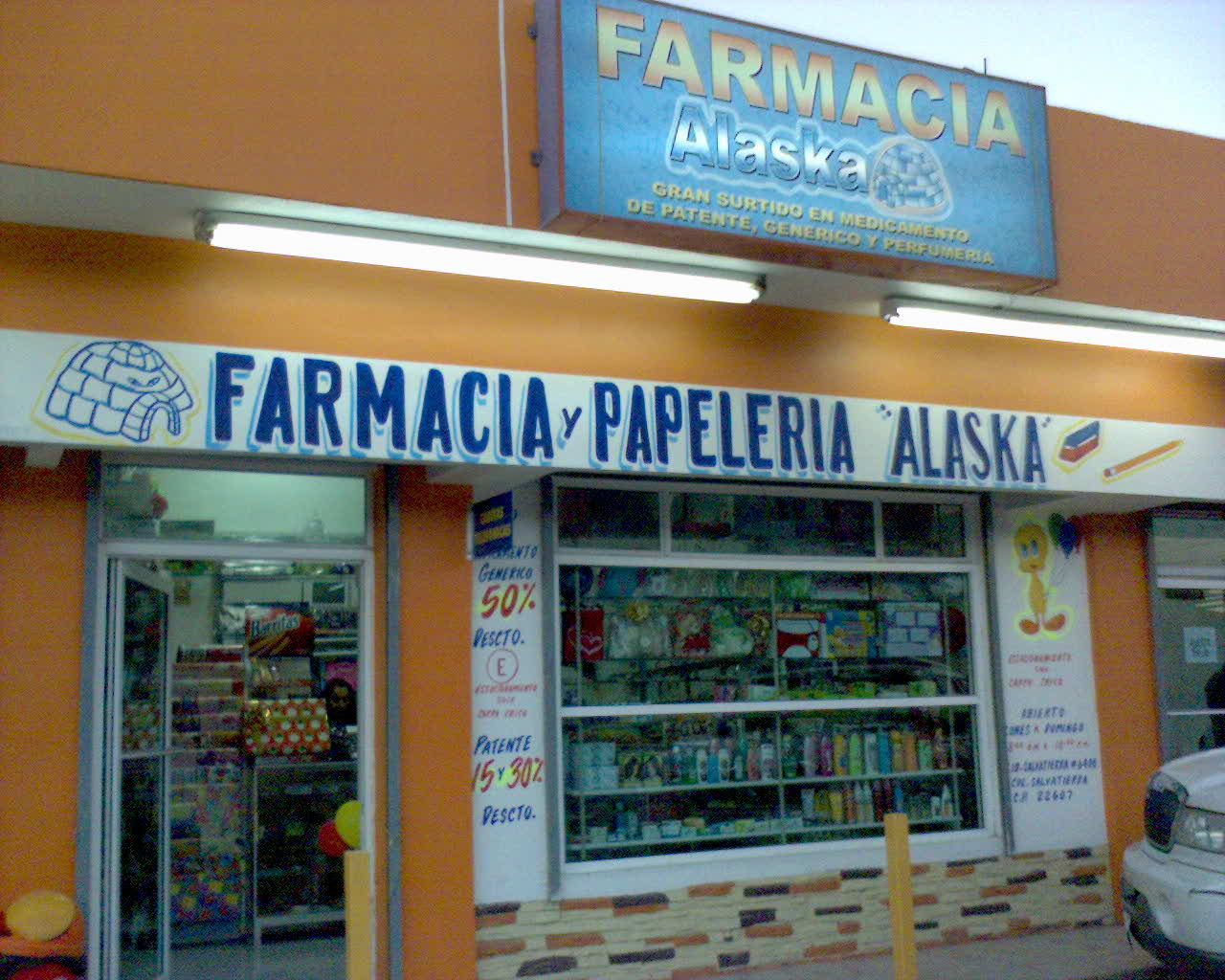 Farmacia Alaska - Tijuana