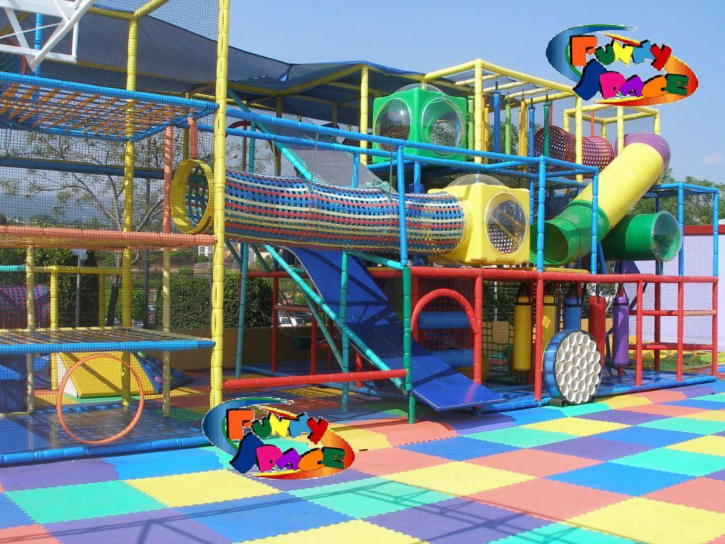 Funny space fabricante de juegos infantiles especialiestas - Juegos infantiles para jardin de fiestas ...