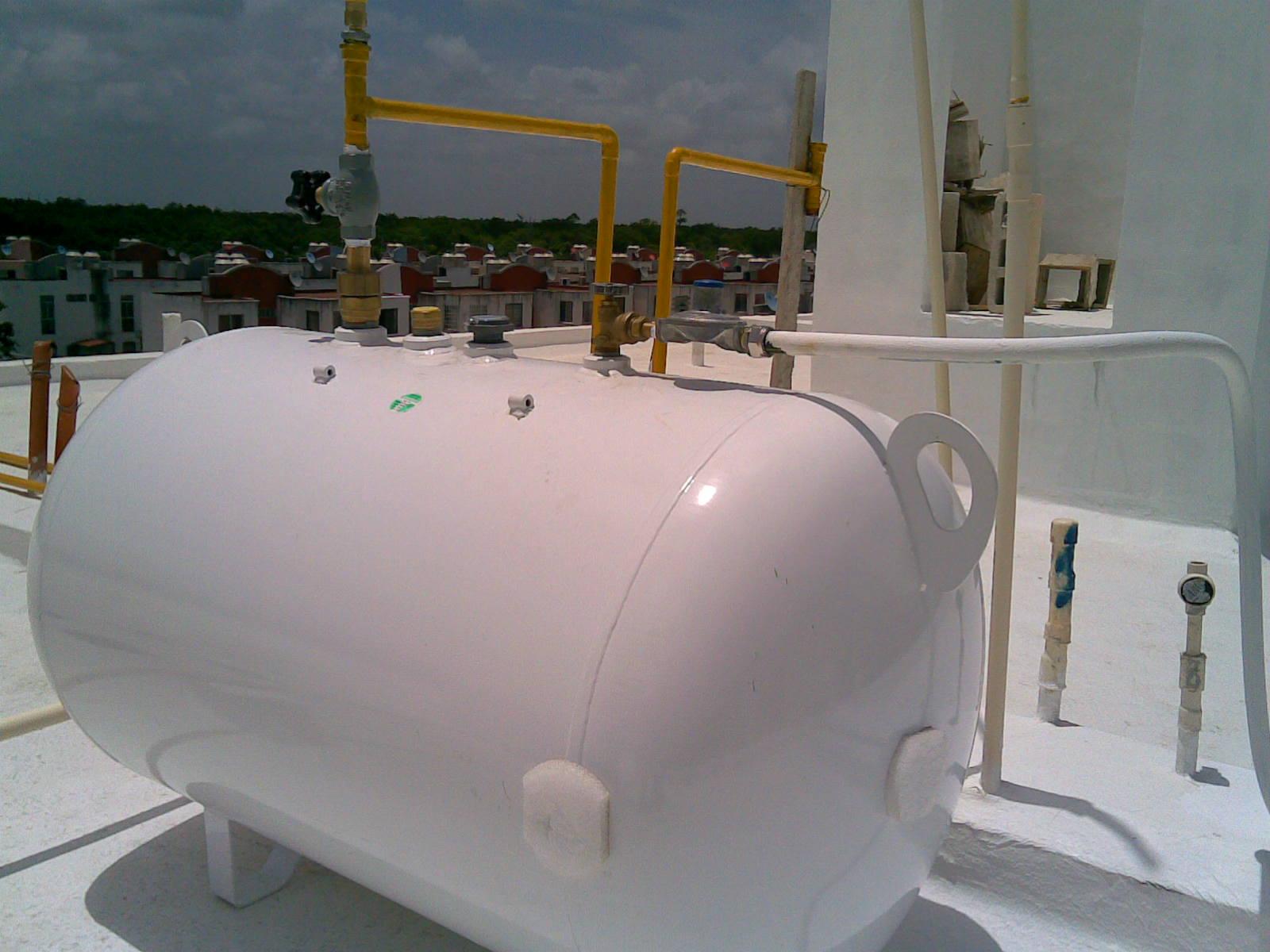 Grupo ingea instalaciones canc n for Instalacion de gas lp
