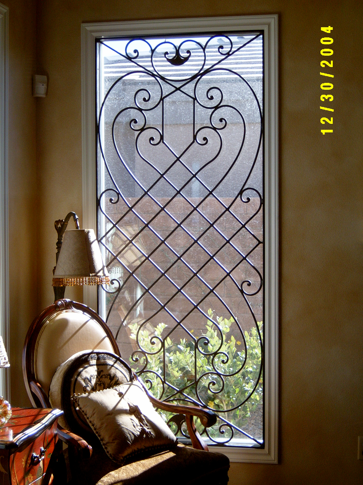 Imagenes de puertas de herreria tattoo design bild for Puertas de herreria forjada