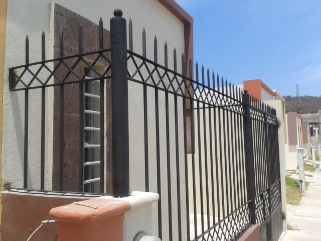 Herreria romero manzanillo for Bancas para jardin de herreria