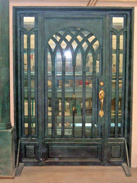 Puertas De Herreria En Hierro Forjado