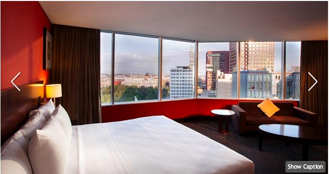 Fotos de  Hilton Mexico City Reforma