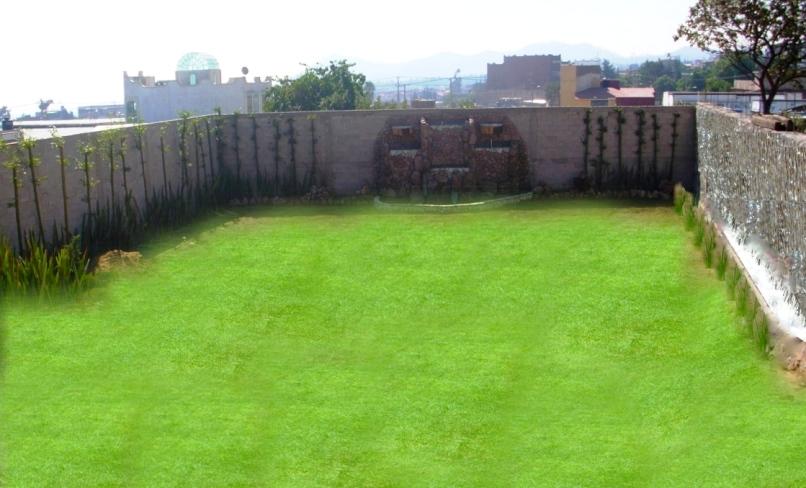Jardin tlalpan casa club angelus tlalpan tlalpan for Bodas en jardin en monterrey