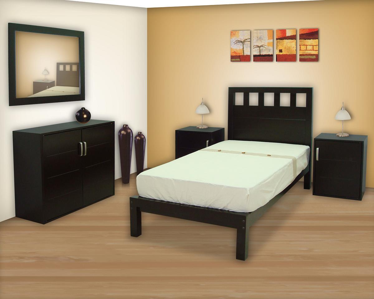 Muebles gm guadalajara for Recamaras con camas individuales