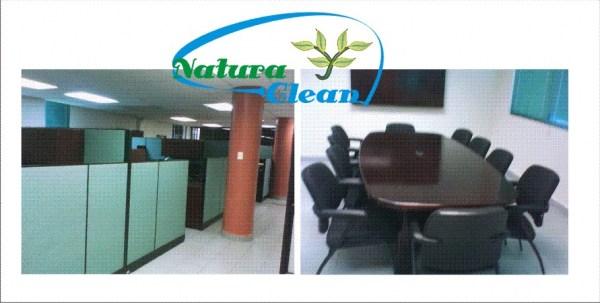 Limpieza de oficinas en Tampico