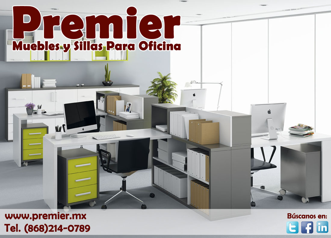 Premier office solutions muebles para oficina matamoros for Muebles de oficina office