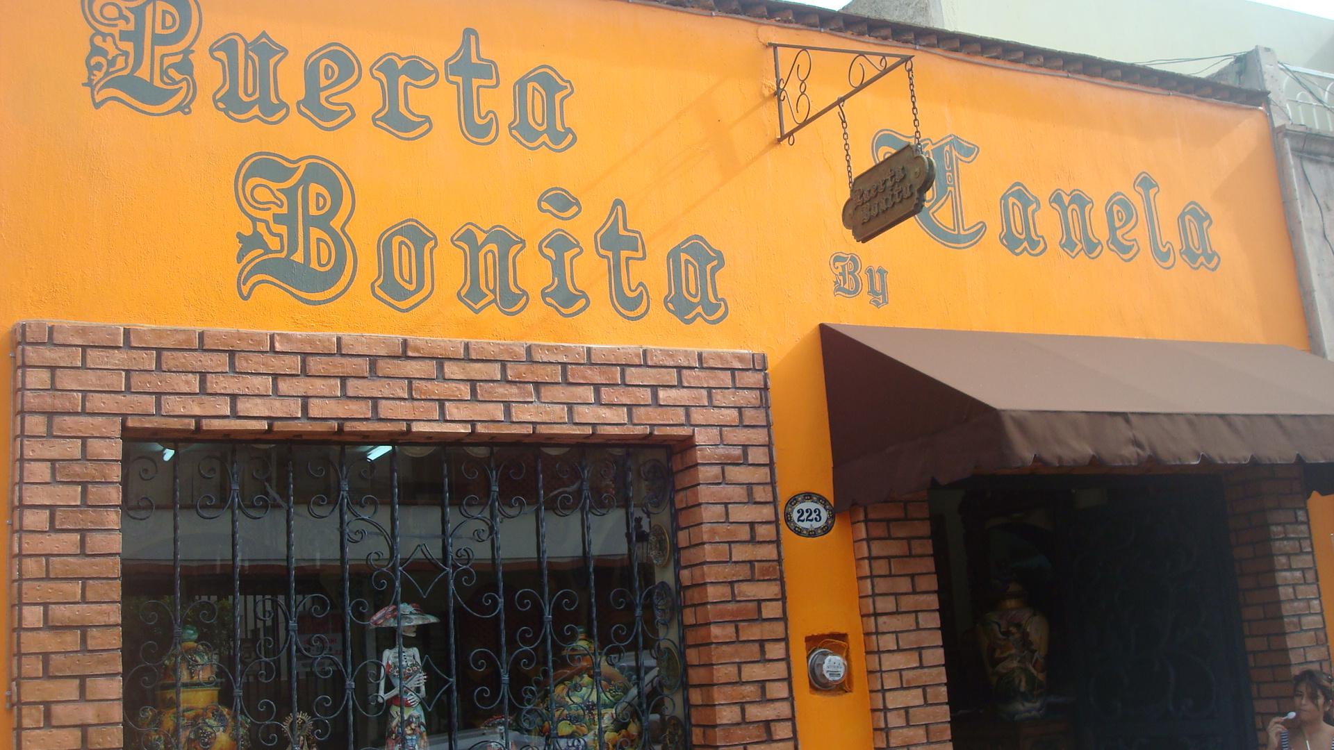 Manualidades en guadalajara infoisinfo - Puerta bonita espana ...