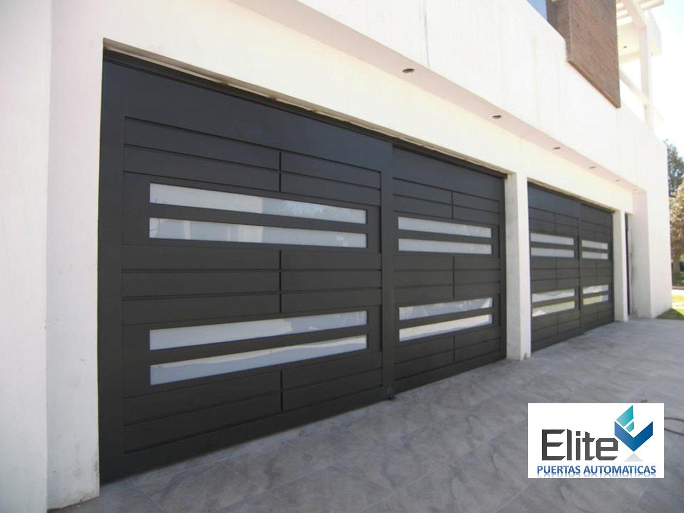 Elite puertas automaticas saltillo for Puertas de cochera automaticas