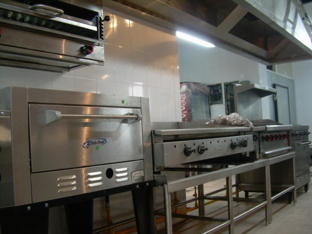 Qc quitacochambre zapopan for Cocinas pequenas industriales