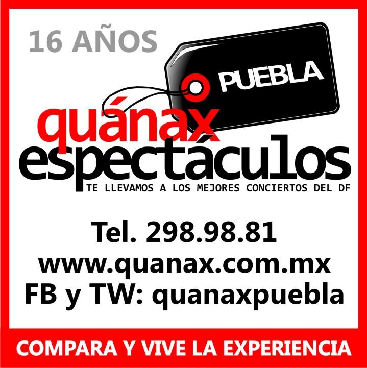 QUANAX ESPECTACULOS Puebla