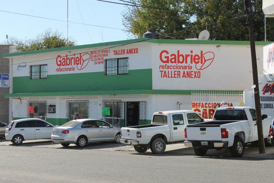 refaccionaria gabriel hermosillo On refaccionarias en hermosillo