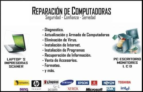 Reparación De Computadoras - Mérida - photo#41