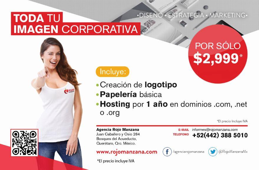 Rojo manzana agencia de publicidad quer taro for Agencia de publicidad