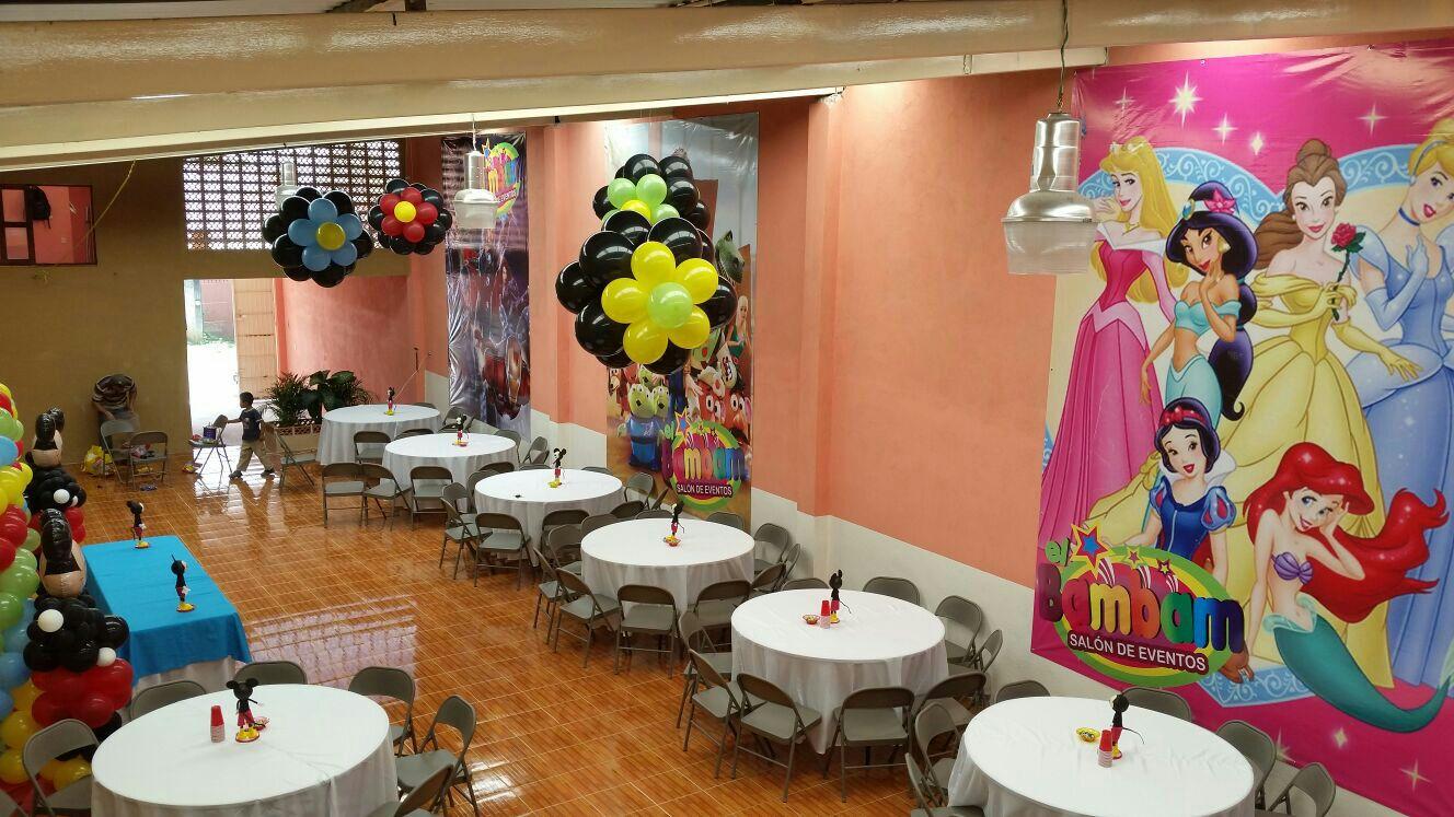 Salones para fiestas infantiles en xalapa ver tattoo for Acuario salon de fiestas