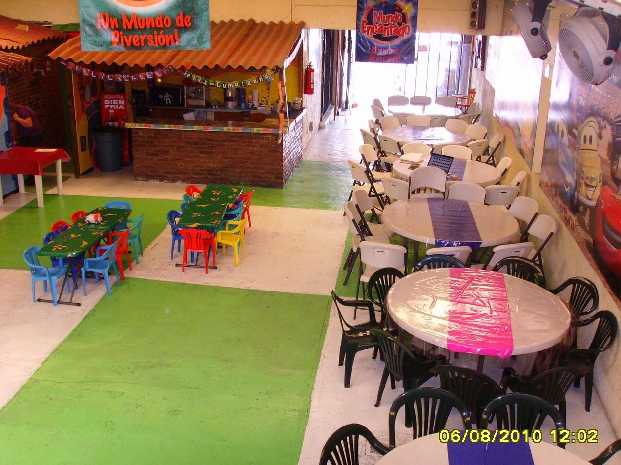 Salon De Fiesta S Infantiles