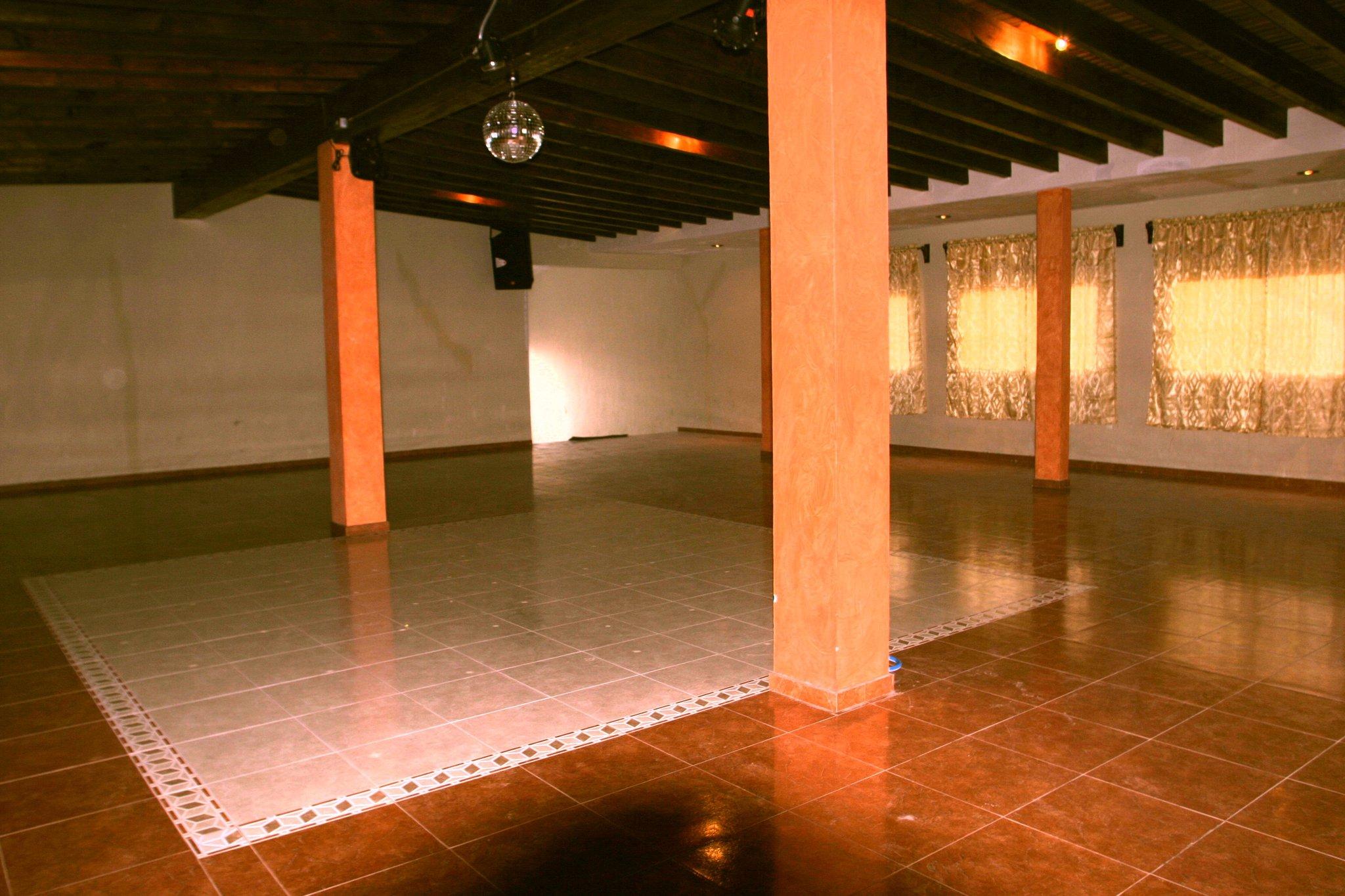 Salon Para Eventos Sociales - Madera Pachuca