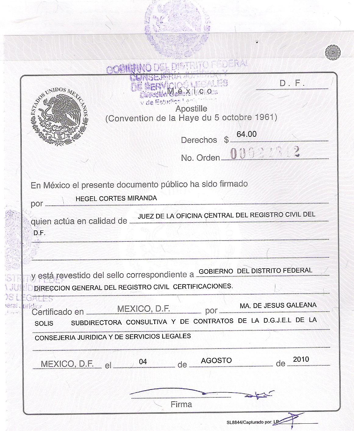 licenciatura requisitos: