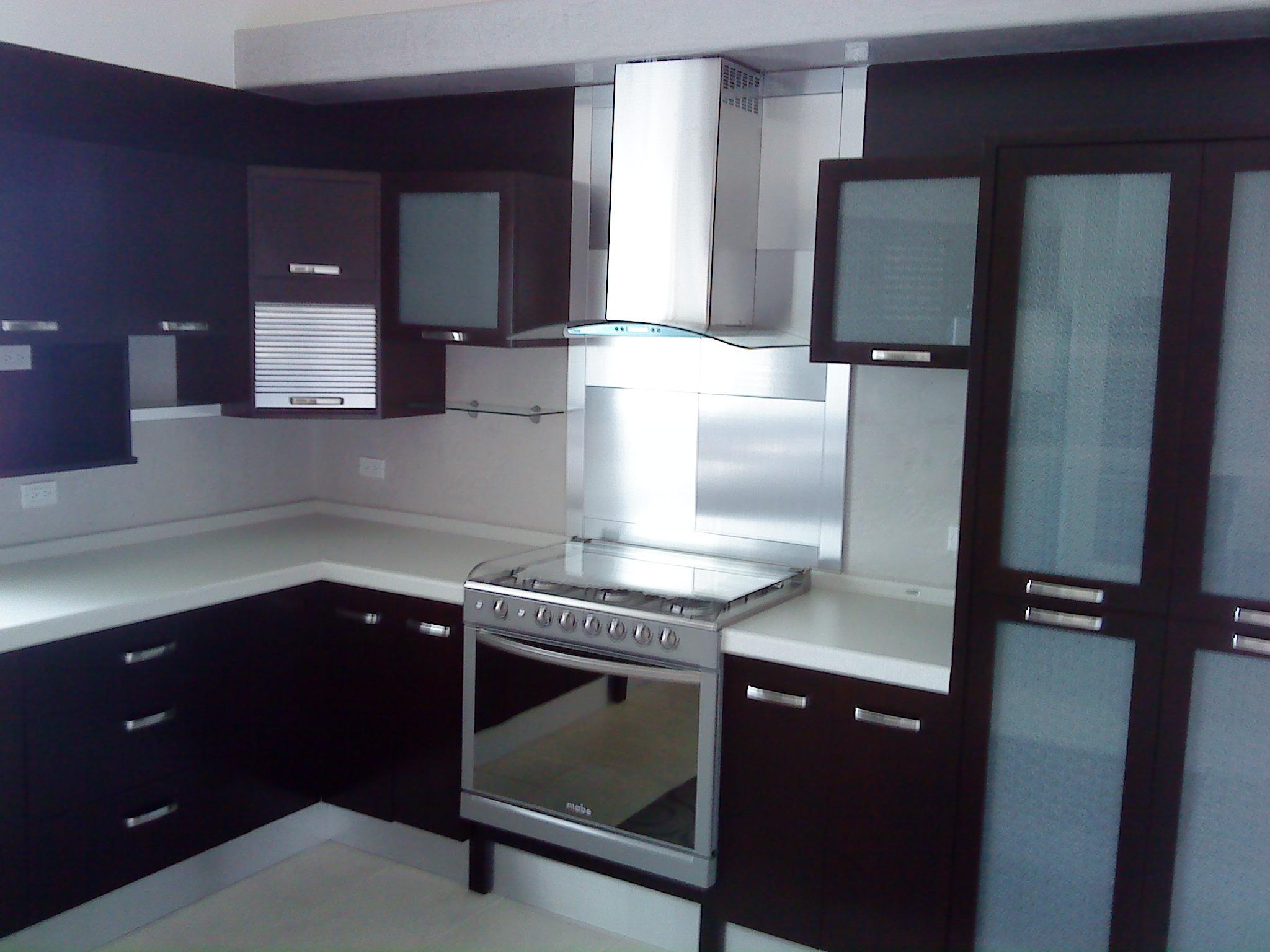 Woodwork cocinas modulares ensenada for Cocinas interiores fotos